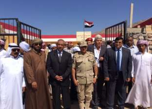 بدو سيناء يشيدون بحرص القوات المسلحة على تنمية جنوب سيناء