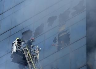 مصرع 17 شخصا إثر نشوب حريق ببرج تجاري في بنجلاديش