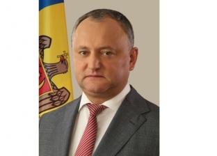 إصابة رئيس مولدوفا بجروح طفيفة جراء حادث سير في وسط البلاد