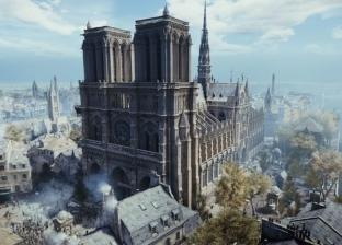 لعبة قد تساعد في إعادة بناء كاتدرائية نوتردام