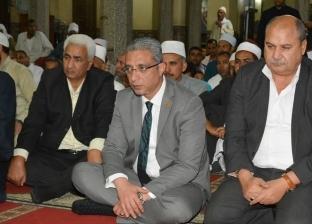 محافظ سوهاج يشهد احتفال مديرية الأوقاف بذكرى المولد النبوي