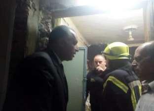 إصابة 3 أشخاص في انفجار أسطوانة بوتاجاز في قنا