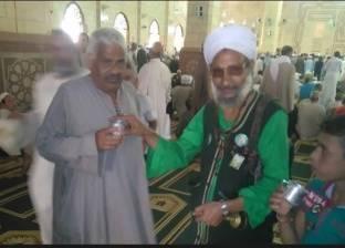 «علم الدين» خادم ضريح «أبو الحسن الشاذلي»: وهبت نفسي لخدمة آل البيت
