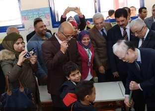 سفير اليابان بمصر: بلادنا لن تدخر جهدا في دعم منظومة التعليم المصري
