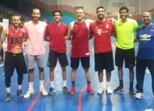جامعة عين شمس تحصد برونزية كرة السلة للجامعات المصرية