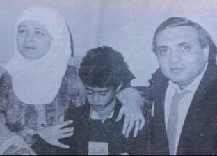 أول صورة تجمع هيثم أحمد زكي مع هالة فؤاد وزوجها