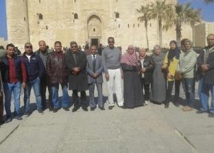 """""""آثار الإسكندرية"""" تناقش إزالة التعديات والتطوير في اجتماعها الشهري"""