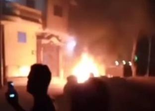 """""""كل ما يشوف النار يهدا"""".. طفل في دار أيتام وراء حرق عقار أكتوبر 8 مرات"""