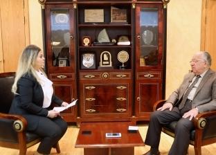 بالفيديو| حسن عبدالعزيز: 5 آلاف شركة جديدة دخلت السوق فى 2018.. وانتهينا من تأهيل 45 مقاولاً للعمل فى الخارج