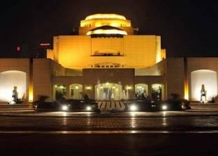 شريف محيي الدين يقود أوركسترا أوبرا القاهرة على المسرح الكبير بالأوبرا