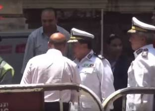 بالفيديو   حكمدار القاهرة يتفقد محكمة عابدين بالتزامن مع محاكمة نقيب الصحفيين