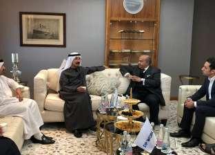 """""""التجارة الداخلية"""" تبحث مع """"موانئ دبي العالمية"""" تعزيز استثماراتها بمصر"""