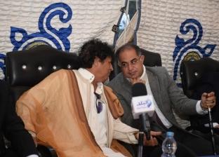 """""""القبائل المصرية"""" تنظم مؤتمرا حاشدا بالبحيرة لدعم وتأييد الرئيس السيسي"""