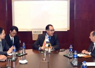 بالصور| رئيس الوزراء يلتقي عددا من رؤساء مجالس إدارات كبرى الشركات الصينية