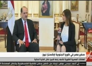 سفير مصر بسول: كوريا الجنوبية ساهمت في إنشاء بعض خطوط المترو في مصر