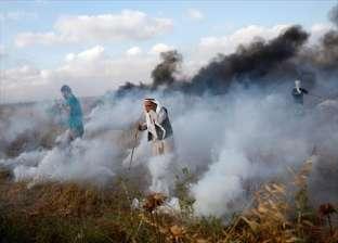 """""""الصحة الفلسطينية"""": 30 مصابا بنيران الاحتلال على حدود غزة"""
