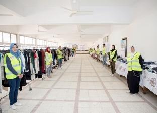 """""""تحيا مصر"""" يطلق مبادرة """"دكان الفرحة"""" لتوزيع 250 ألف قطعة ملابس"""