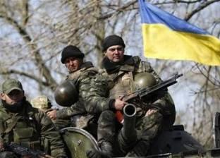 رصد دبابتين خارج موقع تمركزهما في المنطقة العازلة بجنوب أوكرانيا