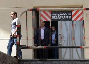 خالد علي يصل محكمة شمال الجيزة لنظر استئنافه على حبسه