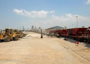 محطة جديدة بميناء دمياط بالتعاون مع الهيئة الهندسية للقوات المسلحة