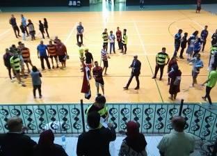 بالصور| ختام الدورة التنافسية لدوري تلاميذ المدارس لألعاب المضرب