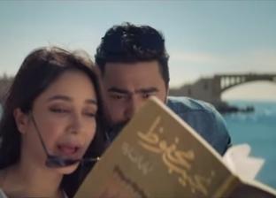 """بعد ظهورها في أغنية تامر حسني.. الشباب يبحثون عن """"ليالي ألف ليلة"""""""