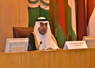 رئيس البرلمان العربي يثمن دعم السعودية والإمارات المالي للسودان