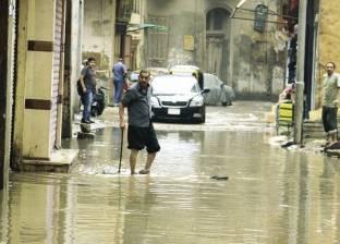 تشكيل غرفة عمليات وإعلان حالة الطوارئ لمواجهة سقوط الأمطار بسوهاج