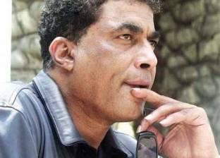 """محمود سعد: أحمد زكي أحب هالة فؤدا.. """"كانت بيضاء وزي القمر"""""""