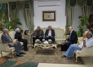 فودة يبحث إقامة الملتقى الدولي الأول للسياحة الثقافية في شرم الشيخ