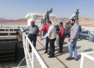 إنشاء محطة تحلية بمدينة دهب بطاقة 15 ألف متر مكعب يوميا