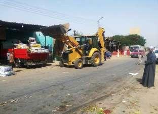 محافظ سوهاج: حملات مكبرة للنظافة والتجميل في مدينة المراغة