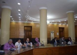 رئيس جامعة بنها يؤكد الاستفادة من صلاحيات وتفويضات عمداء الكليات