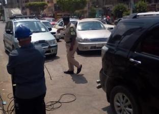 """""""شئون البيئة"""": خضوع 205 سيارات للفحص وضبط 20 مخالفة في كفر الشيخ"""
