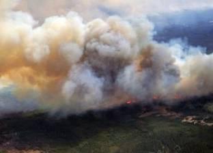 7 سيارات إطفاء للسيطرة على حريق بموقع تجميع قش في الشرقية
