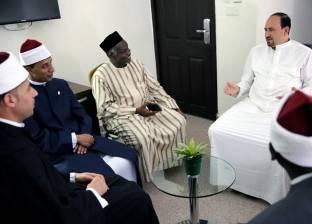 قافلة مجلس حكماء المسلمين تصل العاصمة النيجيرية أبوجا