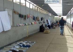 """""""التضامن"""" عن أشخاص ينامون داخل منطقة محطة أسوان: باعة ولهم مأوى"""