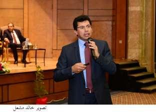 صبحي: تطوير 72% من مراكز الشباب بالجمهورية