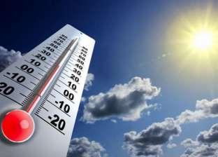 """""""الأرصاد"""": انخفاض الحرارة درجتين.. والطقس مائل للحرارة على القاهرة"""