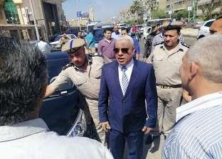 مدير أمن كفر الشيخ يتفقد تأمين القوافل التعليمية لطلاب الثانوية العامة