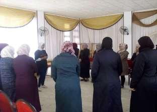 تدريب للاجئات سوريات على الدفاع عن النفس في دمياط