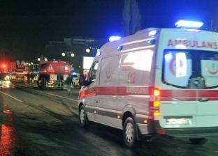 """في حادث مروع.. سيارة إسعاف """"تقتل"""" رجلا بتركيا"""