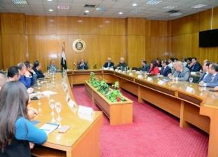 نصار يترأس اجتماع تعزيز التعاون بين القطاع الخاص في مصر ودول أفريقيا
