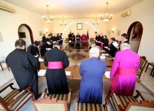 """""""بيشوي"""" يمثل الكنيسة القبطية في الحوار اللاهوتي للكنائس الأرثوذكسية بلبنان"""