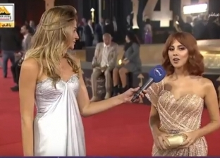 ياسمين رئيس: تجربتي في مهرجان القاهرة السينمائي كانت رائعة