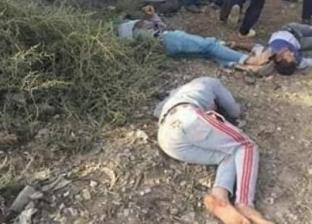 بالأسماء| إصابة 18 عاملا إثر انقلاب سيارة نقل في بورسعيد