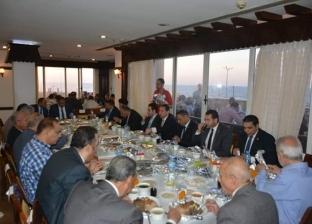 جامعة بورسعيد تقيم حفل إفطارها السنوي