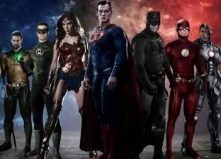 """أبطال """"DC كوميكس"""" يجتمعون في فيلم الفانتازيا Justice League"""