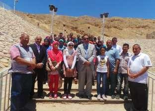 """أوائل الشهادة الإعدادية في رحلة لزيارة جنوب سيناء برعاية """"التعليم"""""""