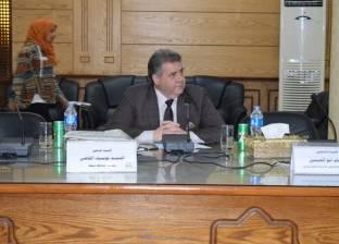 رئيس جامعة بنها يستعرض محاور ندوة مؤشرات التعداد السكاني